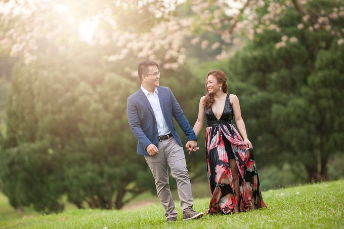 JAY-R & KATTLEYA SINGAPORE ENGAGEMENT by Aying Salupan Designs & Photography - 010