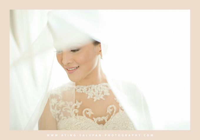 BRIDAL PORTRAITS by Aying Salupan Designs & Photography - 006