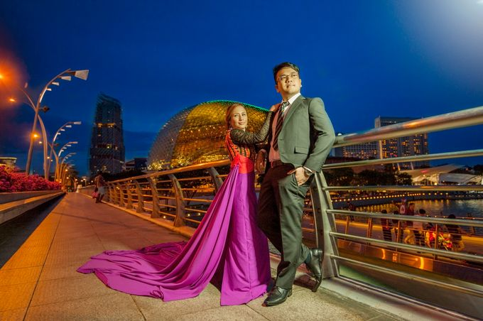 JAY-R & KATTLEYA SINGAPORE ENGAGEMENT by Aying Salupan Designs & Photography - 012