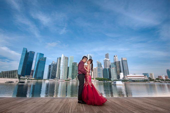 JAY-R & KATTLEYA SINGAPORE ENGAGEMENT by Aying Salupan Designs & Photography - 015