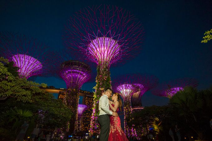 JAY-R & KATTLEYA SINGAPORE ENGAGEMENT by Aying Salupan Designs & Photography - 018