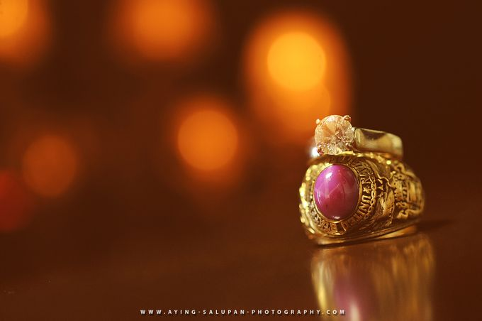 THE WEDDING RING by Aying Salupan Designs & Photography - 025