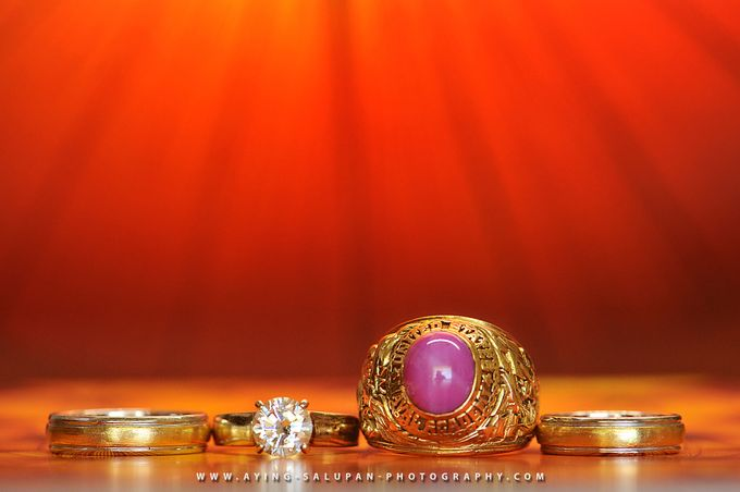 THE WEDDING RING by Aying Salupan Designs & Photography - 026