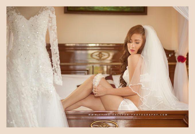 BRIDAL PORTRAITS by Aying Salupan Designs & Photography - 007