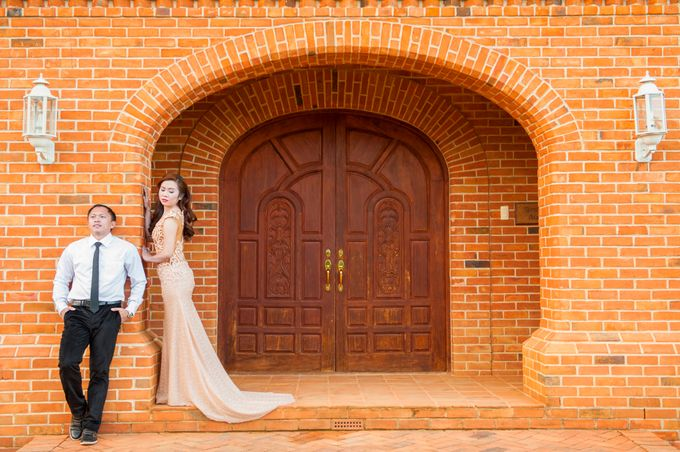 MICHAEL & APRIL MELODY ENGAGEMENT by Aying Salupan Designs & Photography - 012