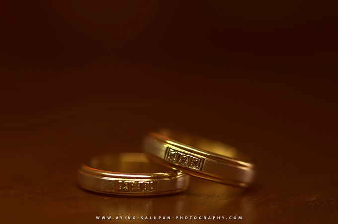 THE WEDDING RING by Aying Salupan Designs & Photography - 028