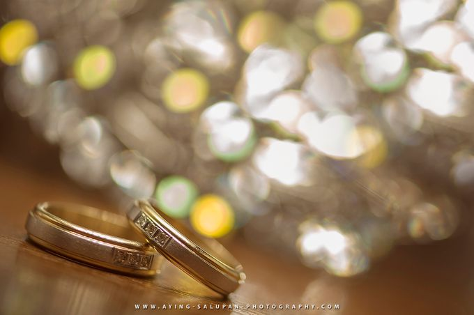 THE WEDDING RING by Aying Salupan Designs & Photography - 029