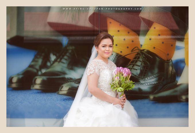 BRIDAL PORTRAITS by Aying Salupan Designs & Photography - 008