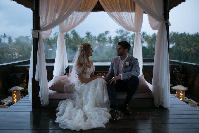 Mr Andrew and Mrs Tamara by Kamandalu Ubud - 001