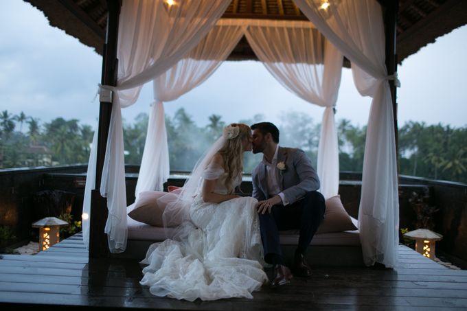 Mr Andrew and Mrs Tamara by Kamandalu Ubud - 002