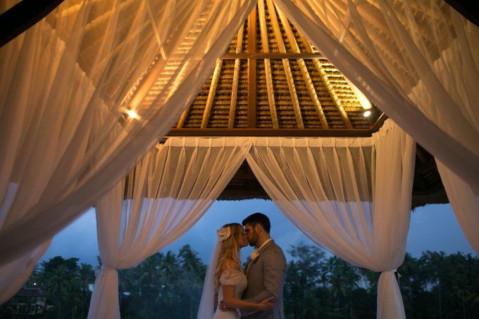 Mr Andrew and Mrs Tamara by Kamandalu Ubud - 004