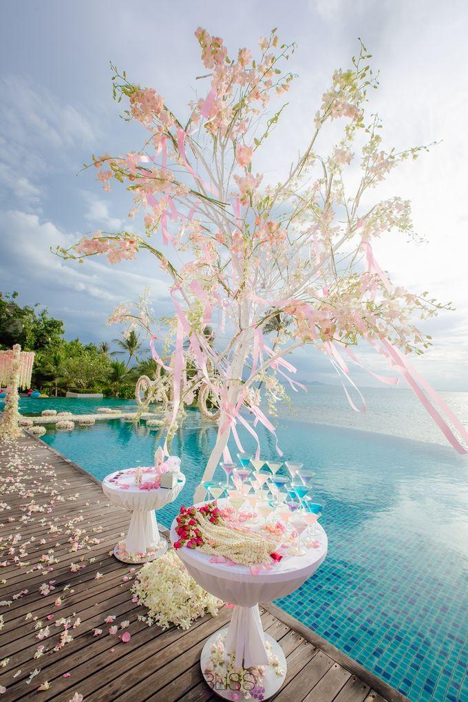 Yue Li & Yu Xuan wedding at Conrad Koh Samui by BLISS Events & Weddings Thailand - 003