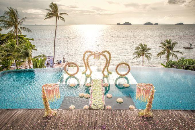 Yue Li & Yu Xuan wedding at Conrad Koh Samui by BLISS Events & Weddings Thailand - 001