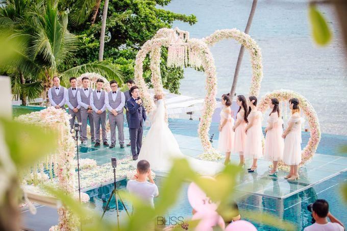 Yue Li & Yu Xuan wedding at Conrad Koh Samui by BLISS Events & Weddings Thailand - 006