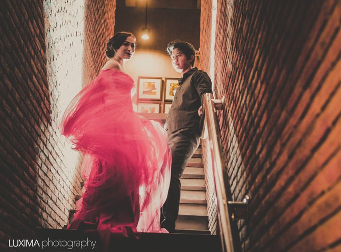 Windu & Dony Prewedding by Luxima Photography - 001