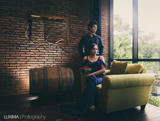 Windu & Dony Prewedding by Luxima Photography - 002