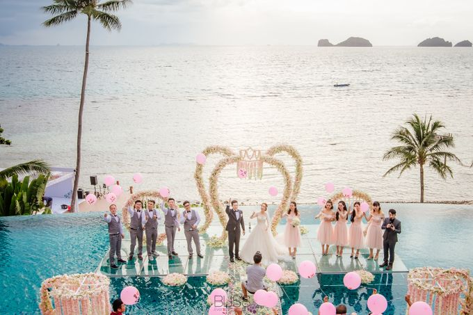 Yue Li & Yu Xuan wedding at Conrad Koh Samui by BLISS Events & Weddings Thailand - 007