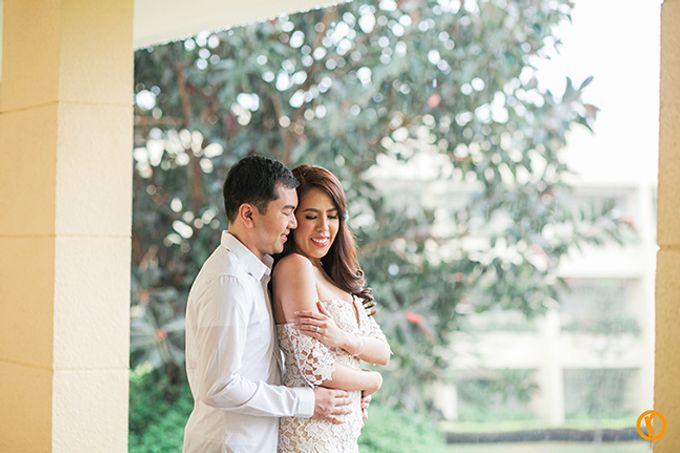 Aldrin and Ashley  Tagaytay Engagement by Victor Reyes Photography - 003