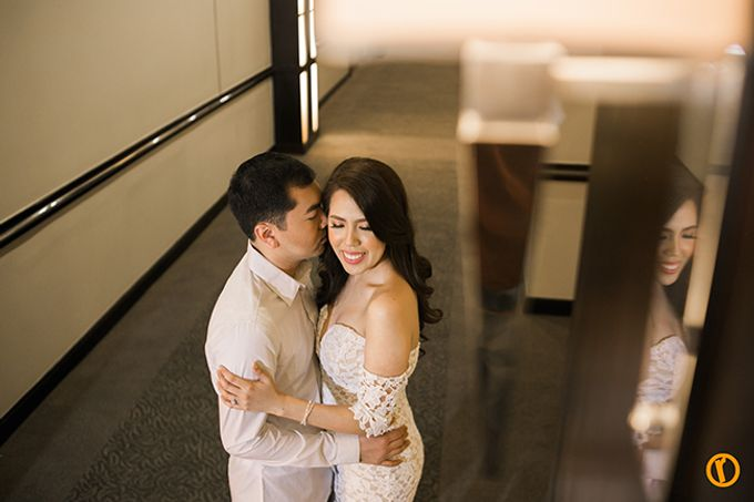 Aldrin and Ashley  Tagaytay Engagement by Victor Reyes Photography - 007