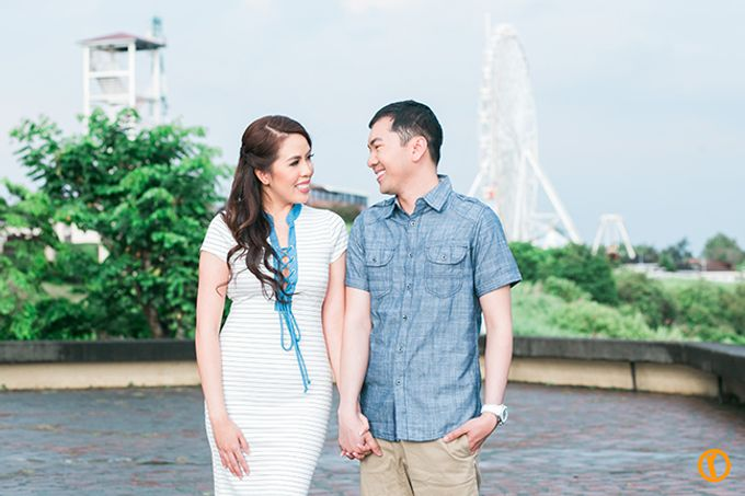 Aldrin and Ashley  Tagaytay Engagement by Victor Reyes Photography - 011