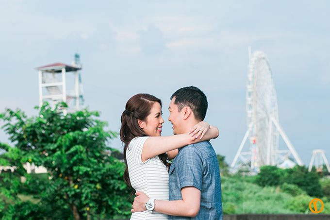 Aldrin and Ashley  Tagaytay Engagement by Victor Reyes Photography - 012