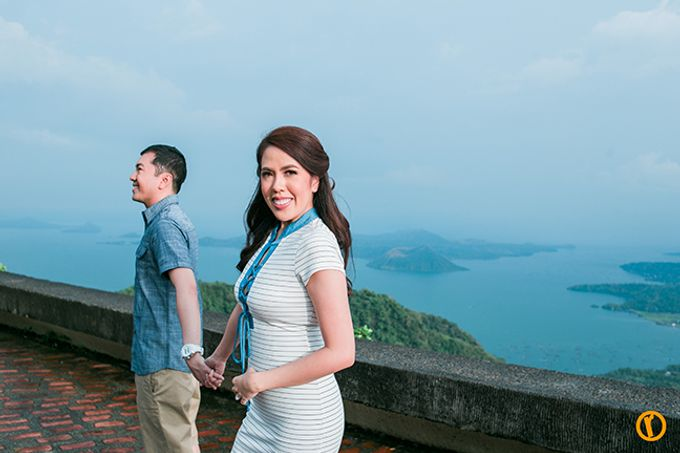 Aldrin and Ashley  Tagaytay Engagement by Victor Reyes Photography - 014