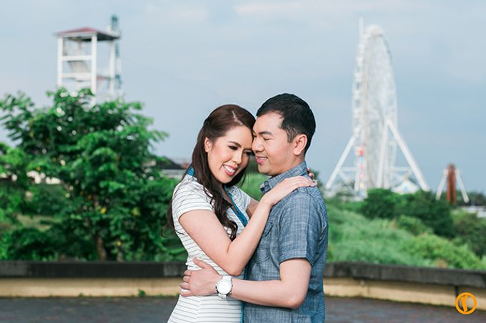 Aldrin and Ashley  Tagaytay Engagement by Victor Reyes Photography - 015