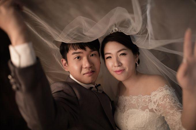 Alvin & Beverly Pre-Wedding by Susan Beauty Artistry - 005