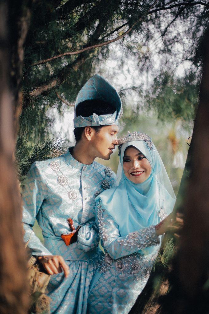 Afiah & Haikal Wedding ceremony by The.azpf - 004