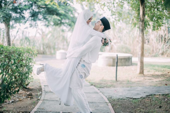 Afiah & Haikal Wedding ceremony by The.azpf - 001
