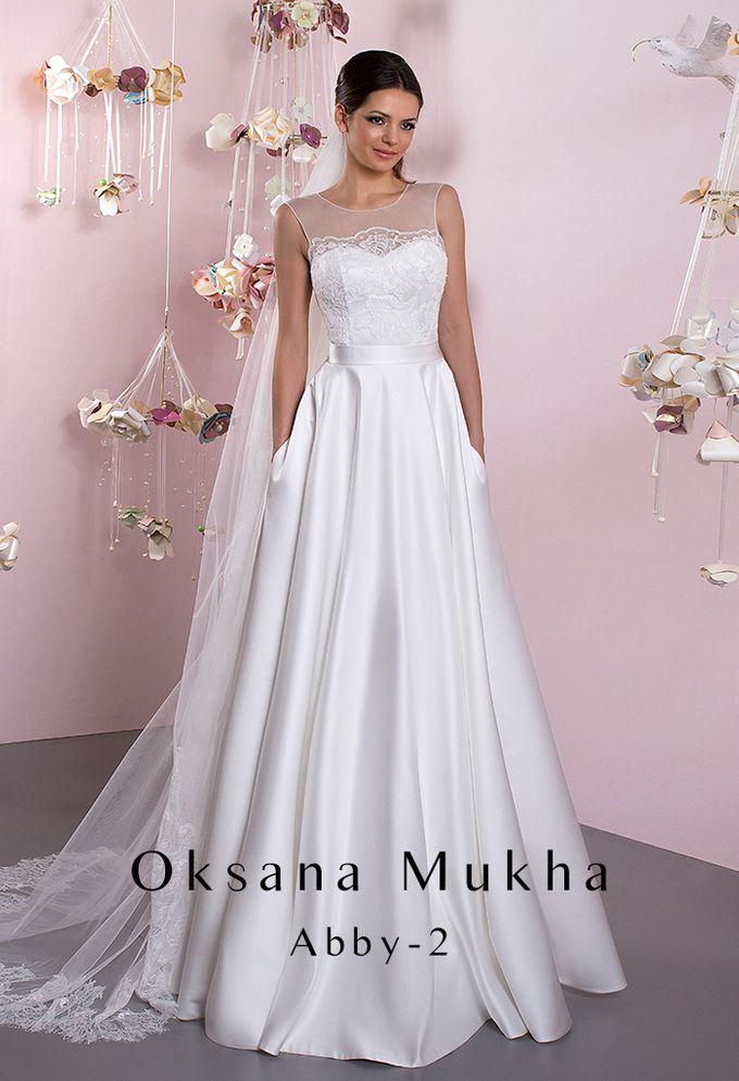 Wedding collection 2016 by OKSANA MUKHA - 001