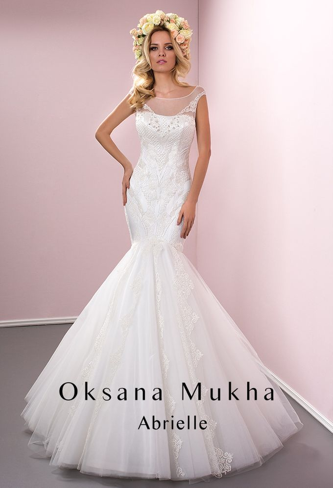 Preview Wedding Collection 2017 by OKSANA MUKHA - 002