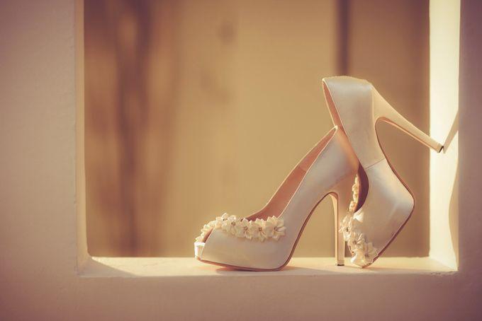 Bridal Shoe Close Ups by Christy Ng Shoes - 021