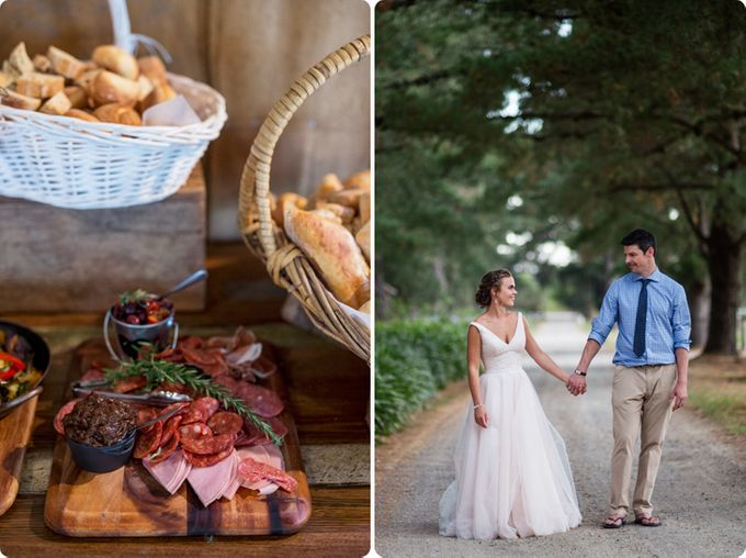 Real Wedding-  Rustic Country by Green Scarf Girl - 009