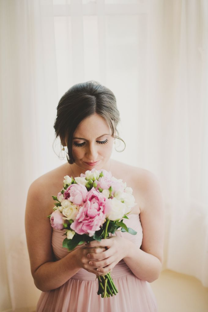 Perfect day for a beautiful bride  Shari by Charme Makeup Artistry - 002
