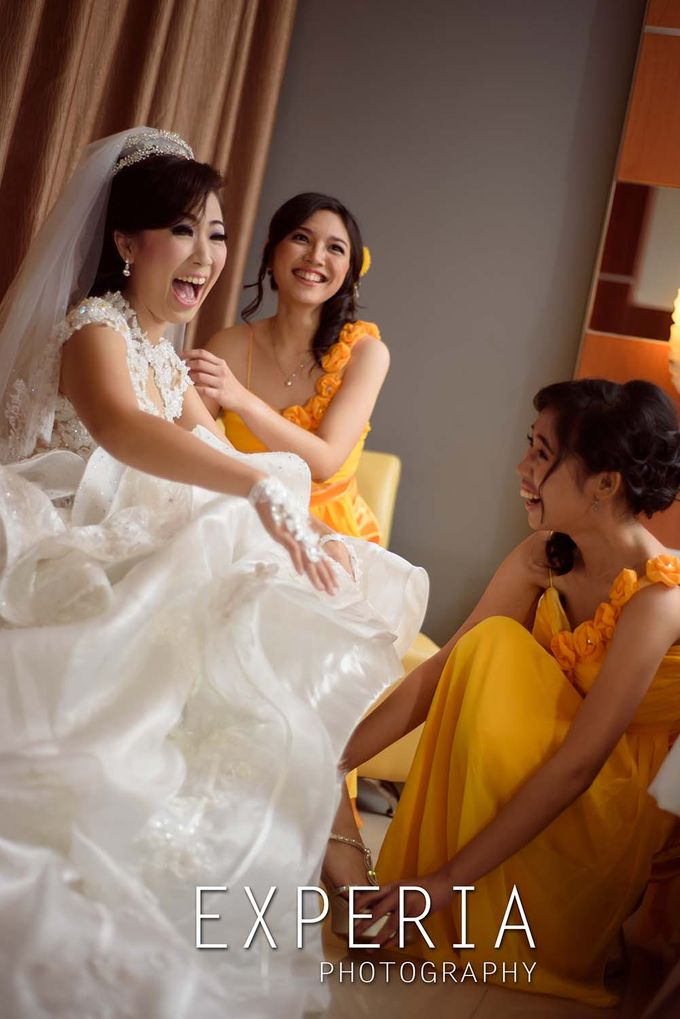 Ade & Ita Wedding Day by Experia Photography - 003