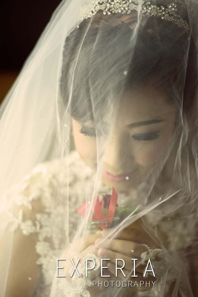 Ade & Ita Wedding Day by Experia Photography - 004