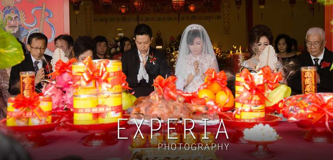 Ade & Ita Wedding Day by Experia Photography - 006