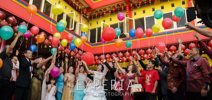 Ade & Ita Wedding Day by Experia Photography - 007