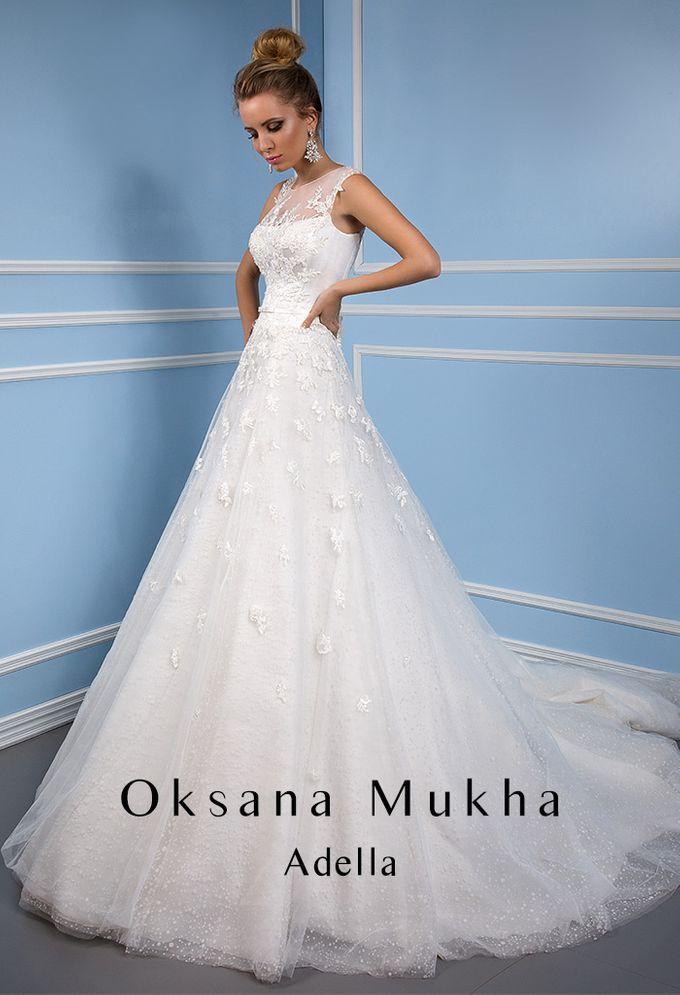 Wedding collection 2016 by OKSANA MUKHA - 002