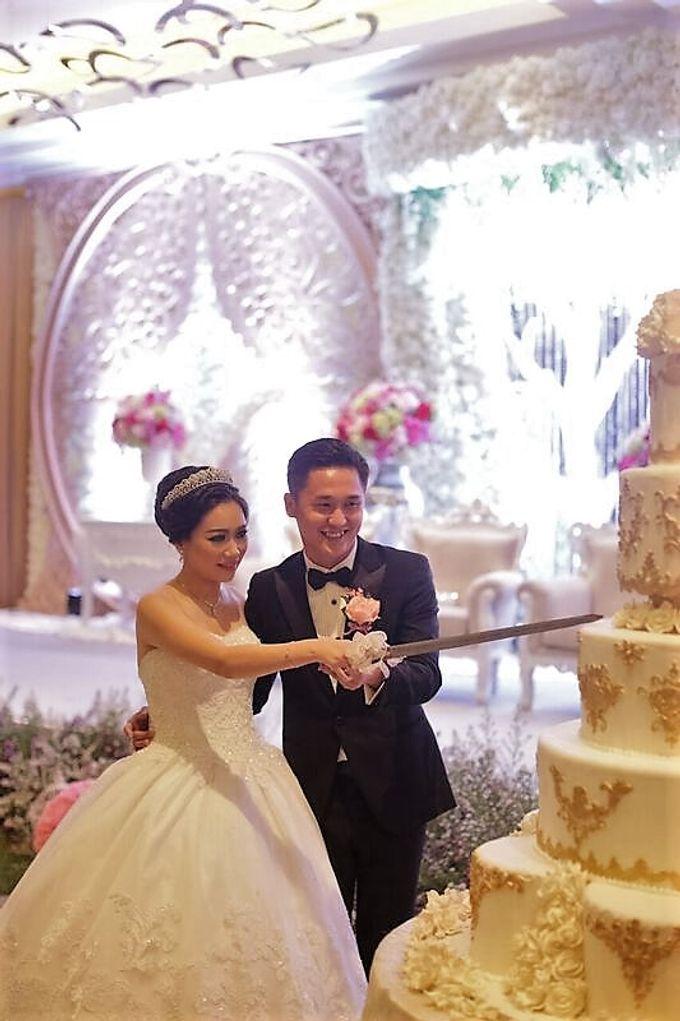 The Wedding of Adi & Valerie by FIVE Seasons WO - 014
