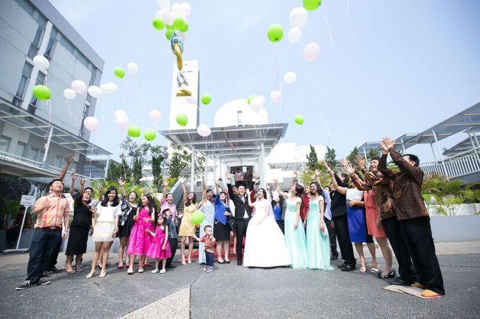 The Wedding of Adi & Valerie by FIVE Seasons WO - 015