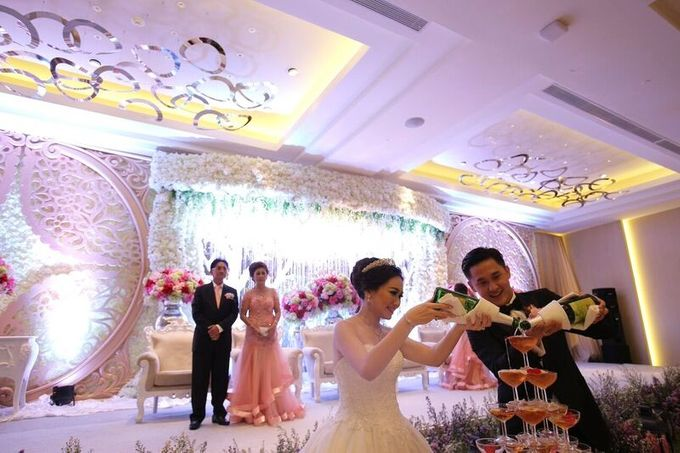 The Wedding of Adi & Valerie by FIVE Seasons WO - 016