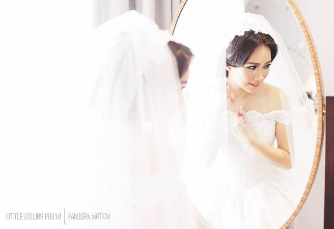 The Wedding of Adi & Valerie by FIVE Seasons WO - 001