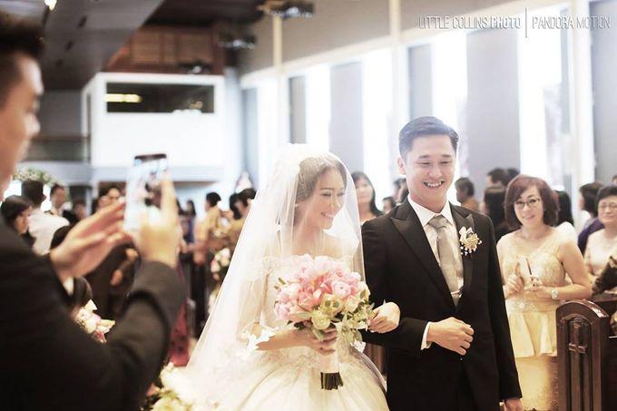 The Wedding of Adi & Valerie by FIVE Seasons WO - 004