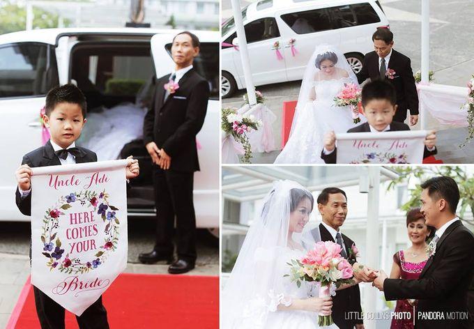 The Wedding of Adi & Valerie by FIVE Seasons WO - 005