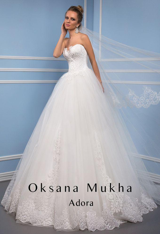 Wedding collection 2016 by OKSANA MUKHA - 003