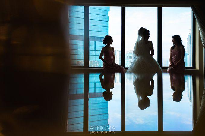 Anthony & Stephanie - Thamrin Nine by Twotone Photobooth - 002