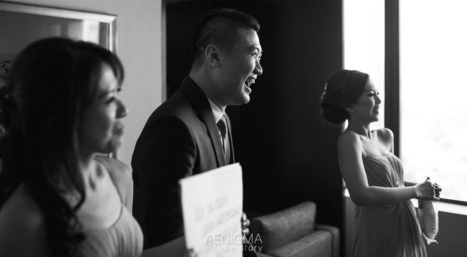 Anthony & Stephanie - Thamrin Nine by Twotone Photobooth - 011
