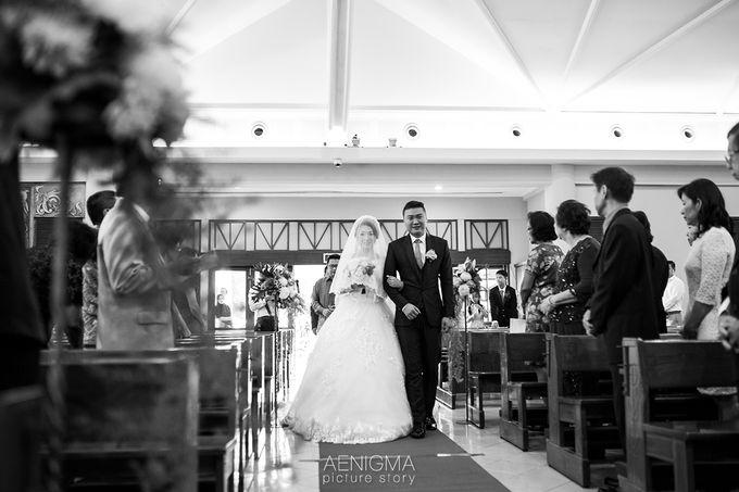 Anthony & Stephanie - Thamrin Nine by Twotone Photobooth - 021
